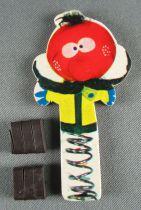 Le Manège enchanté - Figurine Carton Magnétique Djeco 1966 - Zébulon