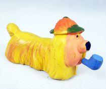 Le Manège enchanté - Figurine Jim - Pollux en Sherlock Holmes (chapeau orange et vert)