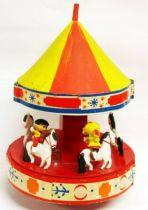 Le Manège enchanté - Manège musical Jim avec figurines