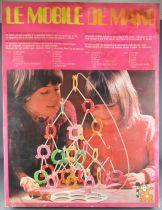 Le Mobile de Mako - Jeu de Société - Mako 1973 Réf 9023 Neuf Boite Cellophanée
