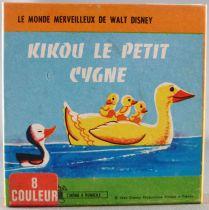 Le Monde Merveilleux de Walt Disney - Film Super 8 Couleur 15m Disney - Kikou le Petit Cygne