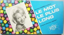 Le mot le plus long - Board Game by Armand Jammot - Jeux ORTF 1967