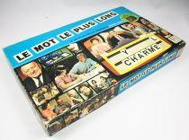 Le mot le plus long - Board Game by Armand Jammot - Jeux Robert Laffont 1979