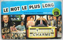 Le mot le plus long - Jeu de Société d\'Armand Jammot - Interlude 1979