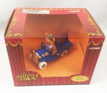 Le Muppet Show - Corgi 2002 - Fozzie Bear (neuf en boite)