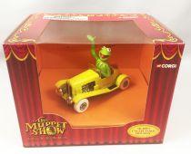Le Muppet Show - Corgi 2002 - Kermit (neuf en boite)