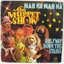 Le Muppet Show - Disque 45Tours - Mah Na Mah Na - Disques Vogue 1977