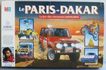 Le Paris Dakar - Jeu de Plateau - Thierry Sabine TSO MB 1985 Réf 4093