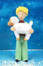 Le Petit Prince avec Mouton (A. de St. Exupery) - figurine PVC - Plastoy 2007