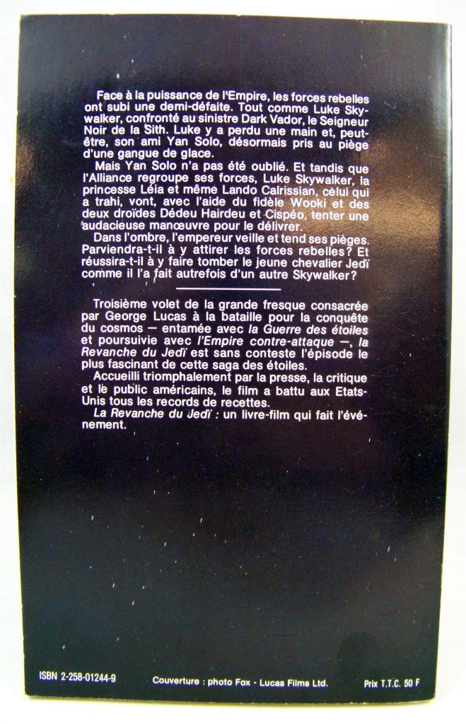 Le Retour du Jedi - Presses de la Cité 1983 02