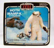 Le Retour du Jedi 1983 - Kenner - Hoth Wampa (occasion en boite)