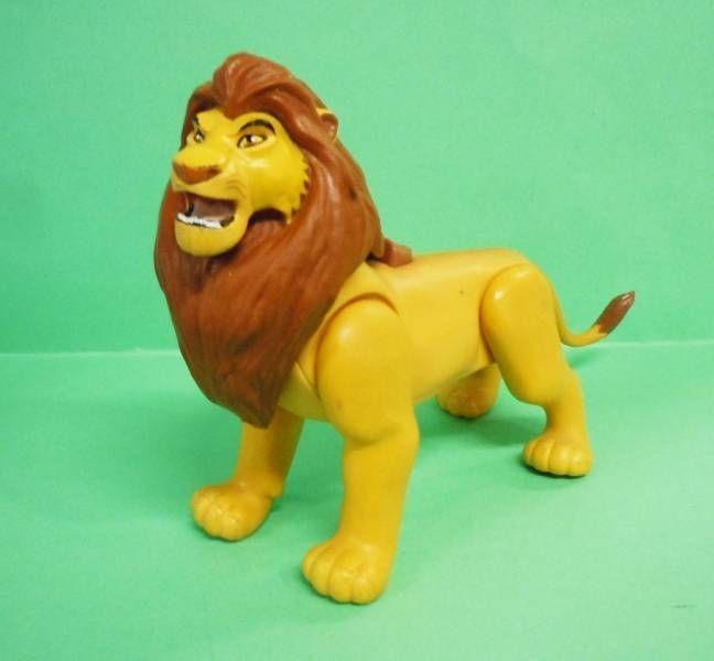 Le Roi Lion - Mattel - Mufasa