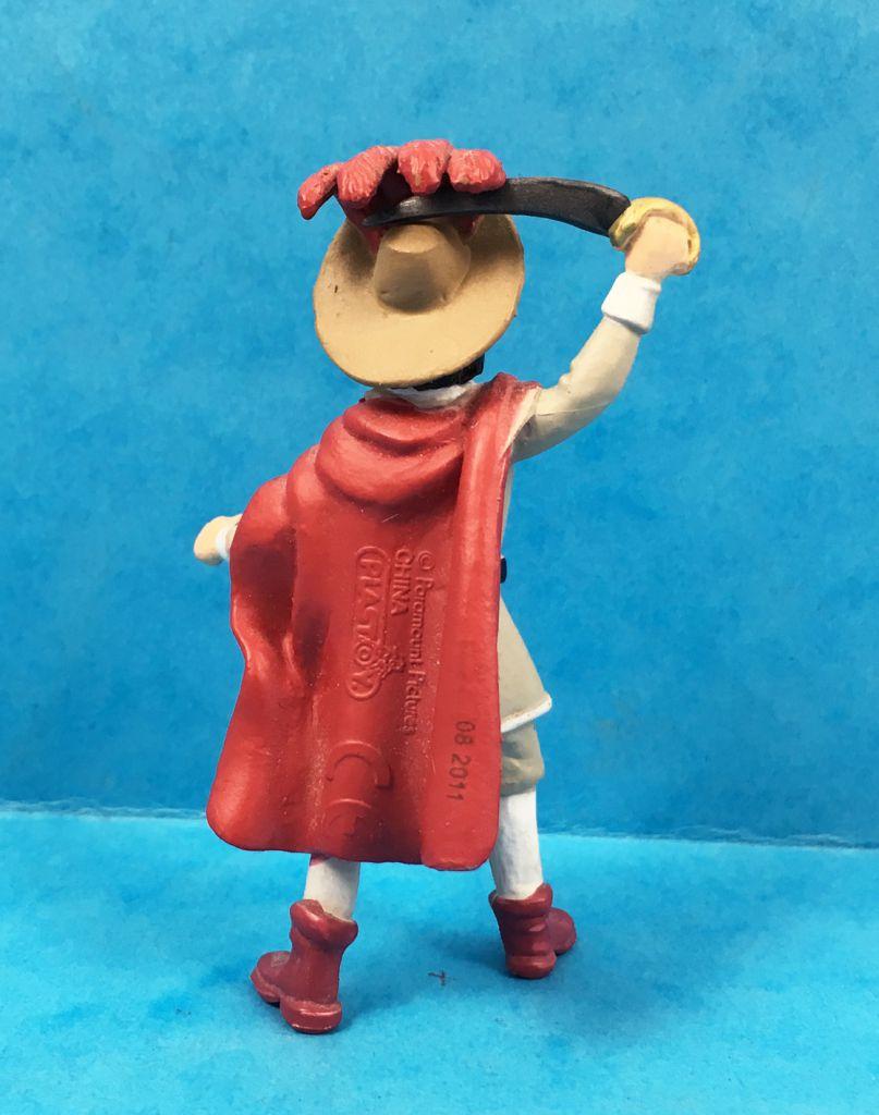 Le Secret de la Licorne - Figurine PVC Plastoy - Rackham le rouge
