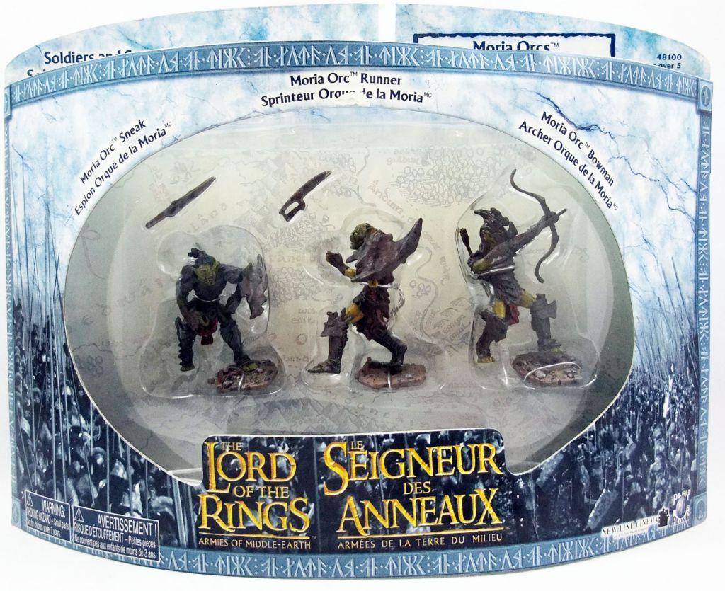 Le Seigneur des Anneaux - Armies of Middle-Earth - Orques de la Moria