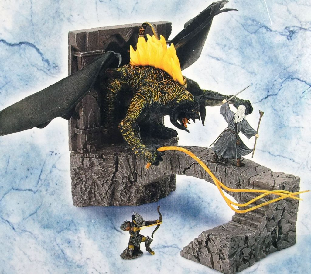 Le Seigneur des Anneaux - Armies of Middle-Earth - Pont de Khazad-Dum avec Balrog