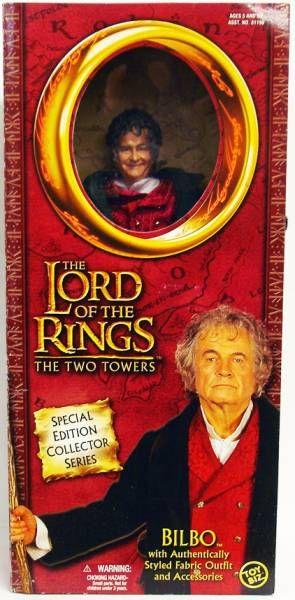 Le Seigneur des Anneaux - Bilbon Sacquet (Collector Series) - TTT