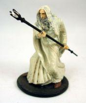 Le Seigneur des Anneaux - Eaglemoss - #015 Saroumane se battant à Orthanc