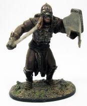 Le Seigneur des Anneaux - Eaglemoss - #023 Guerrier Uruk-Hai à Amon Hen