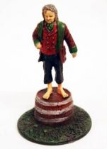 Le Seigneur des Anneaux - Eaglemoss - #048 Bilbon à Hobbitebourg