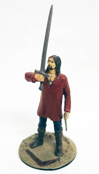 Le Seigneur des Anneaux - Eaglemoss - #078 Aragorn à Dunharrow