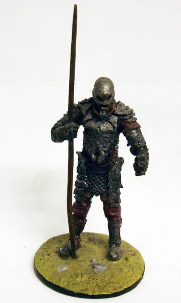 Le Seigneur des Anneaux - Eaglemoss - #083 Pillard Orc aux Champs du Pelennor