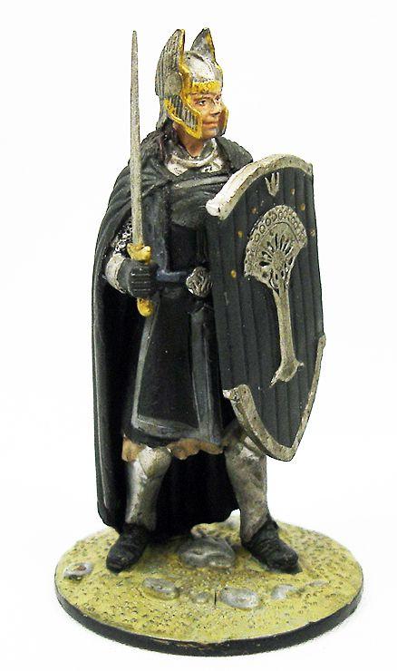 Le Seigneur des Anneaux - Eaglemoss - #084 Chevalier Numenoréen sur la Plaine de Dagorlad