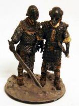 Le Seigneur des Anneaux - Eaglemoss - #098 Frodon et Sam au Mordor