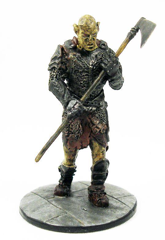 Le Seigneur des Anneaux - Eaglemoss - #099 Orc de Minas Morgul