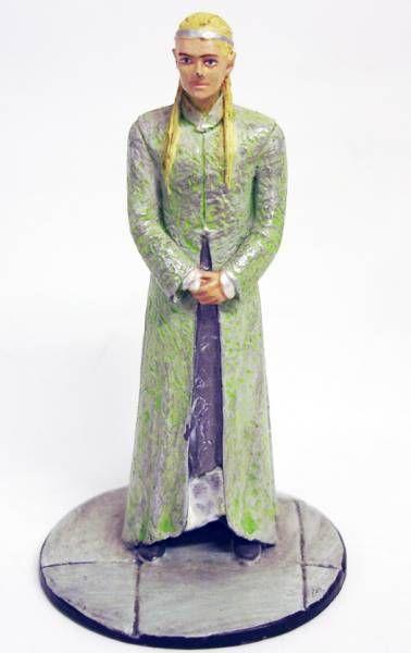 Le Seigneur des Anneaux - Eaglemoss - #100 Legolas à Minas Tirith