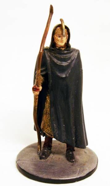 Le Seigneur des Anneaux - Eaglemoss - #102 Archer Galadhrim au Gouffre de Helm