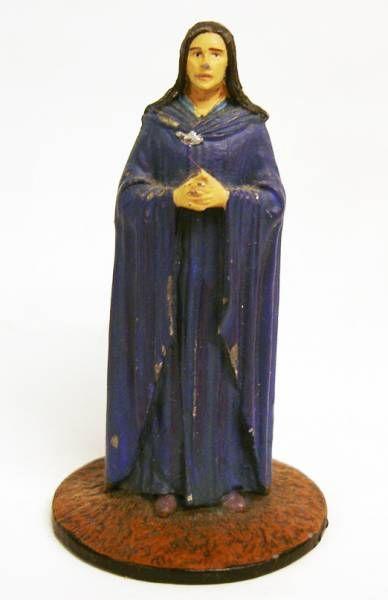 Le Seigneur des Anneaux - Eaglemoss - #106 Lindir, escorte d\'Arwen à Fondcombe
