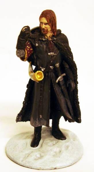 Le Seigneur des Anneaux - Eaglemoss - #108 Boromir aux Monts Brumeux
