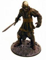 Le Seigneur des Anneaux - Eaglemoss - #129 Orc à la Main Blanche au gué de l\'Isen