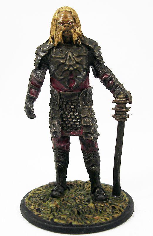 Le Seigneur des Anneaux - Eaglemoss - #152 Orc Artilleur aux Champs du Pelennor