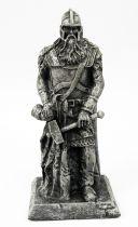 Le Seigneur des Anneaux - Eaglemoss - #156 Statue du Roi du Rohan au Gouffre de Helm