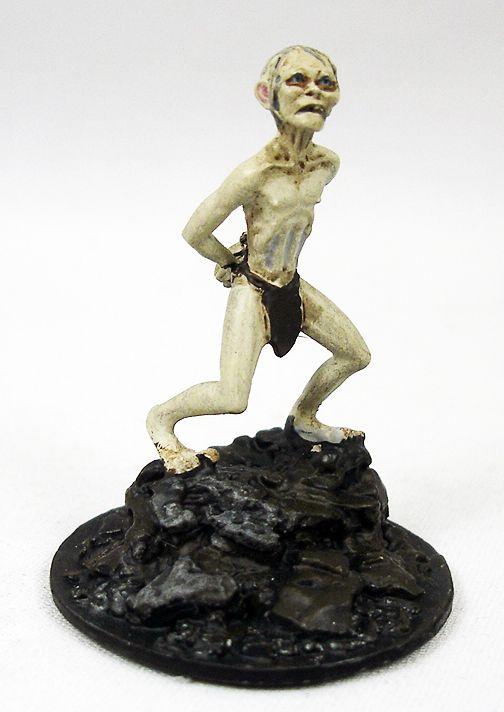 Le Seigneur des Anneaux - Eaglemoss - #157 Gollum à Osgiliath