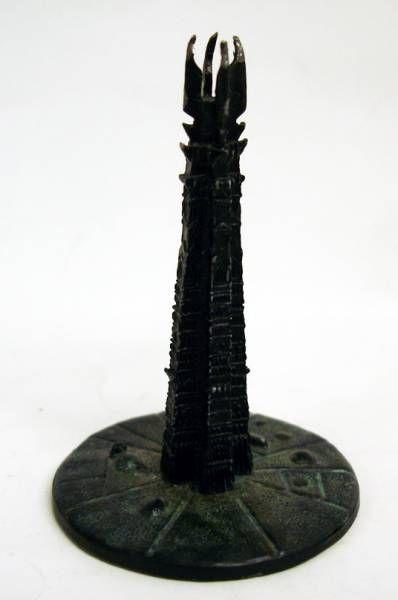 Le Seigneur des Anneaux - Eaglemoss - #158 Tour d\'Orthanc en Isengard