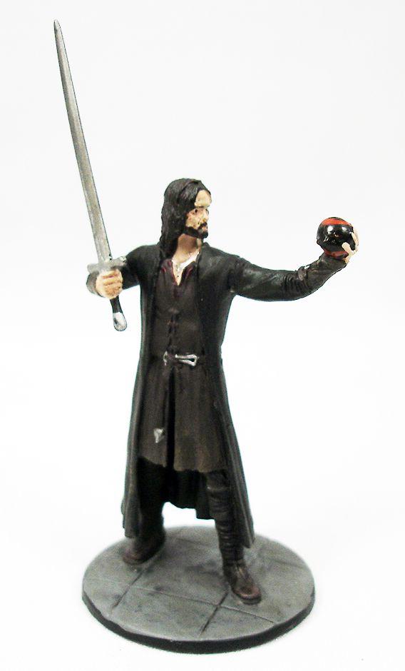 Le Seigneur des Anneaux - Eaglemoss - #160 Aragorn à Minas Tirith