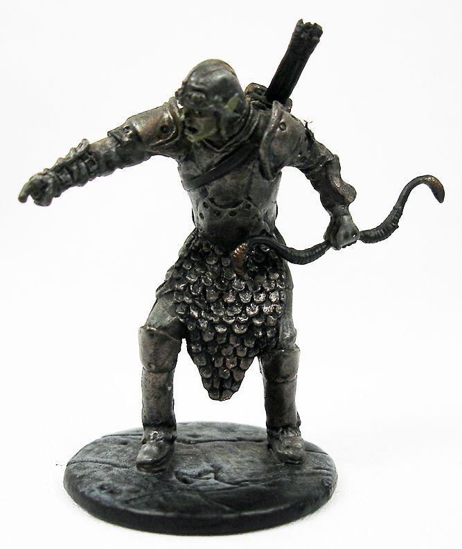 Le Seigneur des Anneaux - Eaglemoss - #173 Sentinelle Orc à la Porte Noire du Mordor