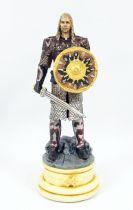 Le Seigneur des Anneaux - Eaglemoss Chess Set n°1 - Eomer (Cavalier Blanc)