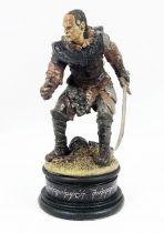 Le Seigneur des Anneaux - Eaglemoss Chess Set n°1 - Guerrier Orc (Pion Noir)