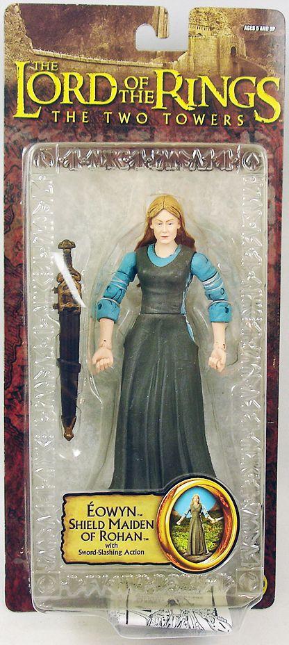 Le Seigneur des Anneaux - Eowyn Vierge au Bouclier du Rohan - TTT Trilogy