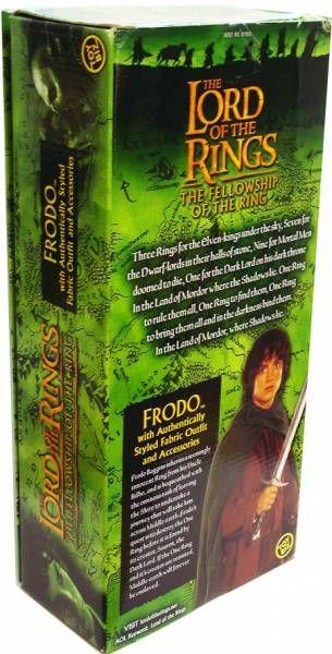 Le Seigneur des Anneaux - Frodon Sacquet (Collector Series) - FOTR