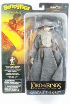 Le Seigneur des Anneaux - Gandalf le Gris - Figurine flexible NobleToys