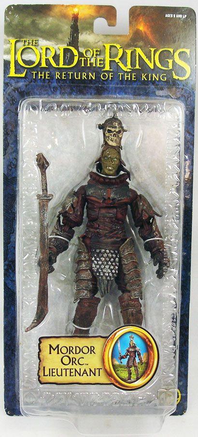 Le Seigneur des Anneaux - Lieutenant Orque du Mordor - ROTK Trilogy