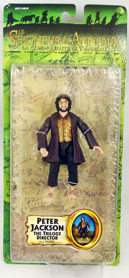 Le Seigneur des Anneaux - Peter Jackson Le Hobbit - FOTR Trilogy
