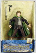 Le Seigneur des Anneaux - Sam Gamegie - Figurine Rotocast Deluxe