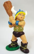 Le Sourire du Dragon - Figurine pvc - Bobby le Barbare (M+B Maia Borges)