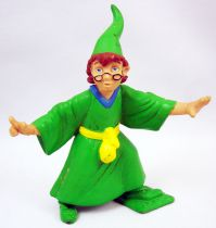 Le Sourire du Dragon - Figurine pvc - Presto le Magicien (M+B Maia Borges)
