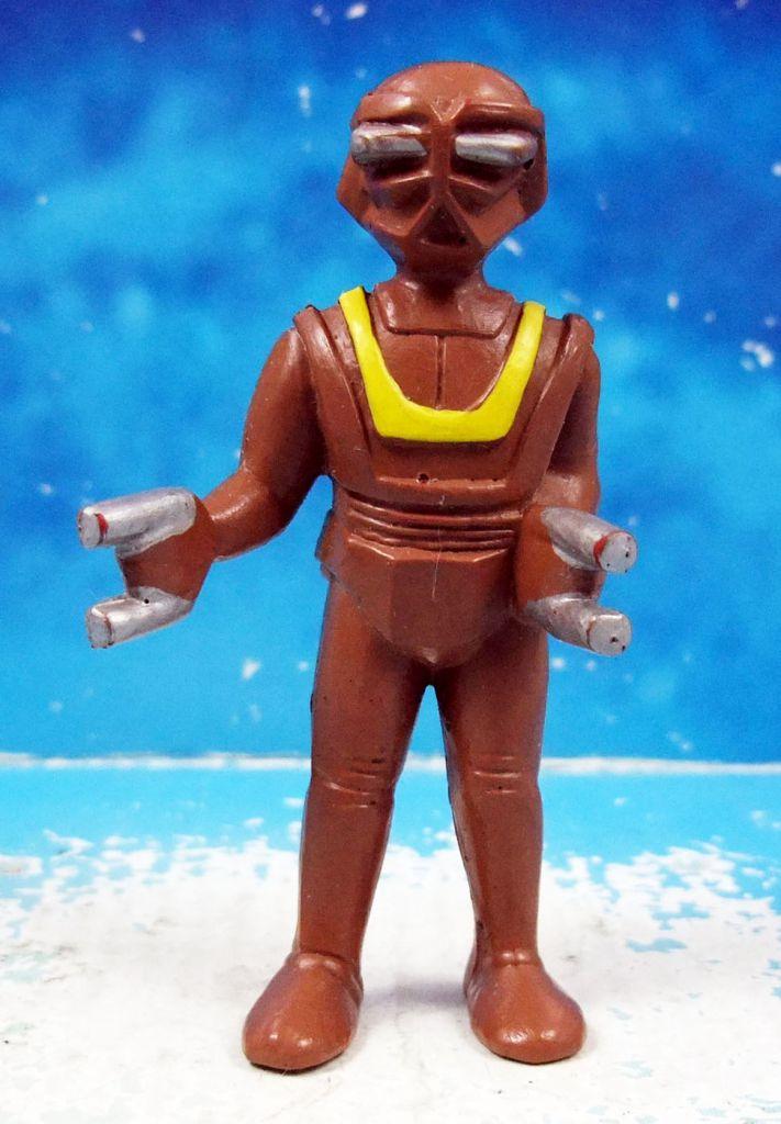 Le Trou Noir - Figurine PVC Maia & Borges - Robot Sentry